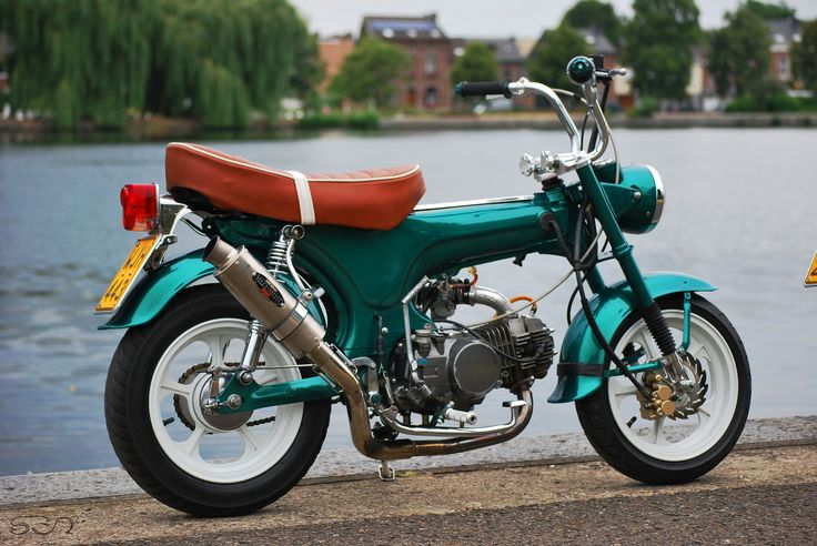 134 Best Images About Honda Dax On Pinterest