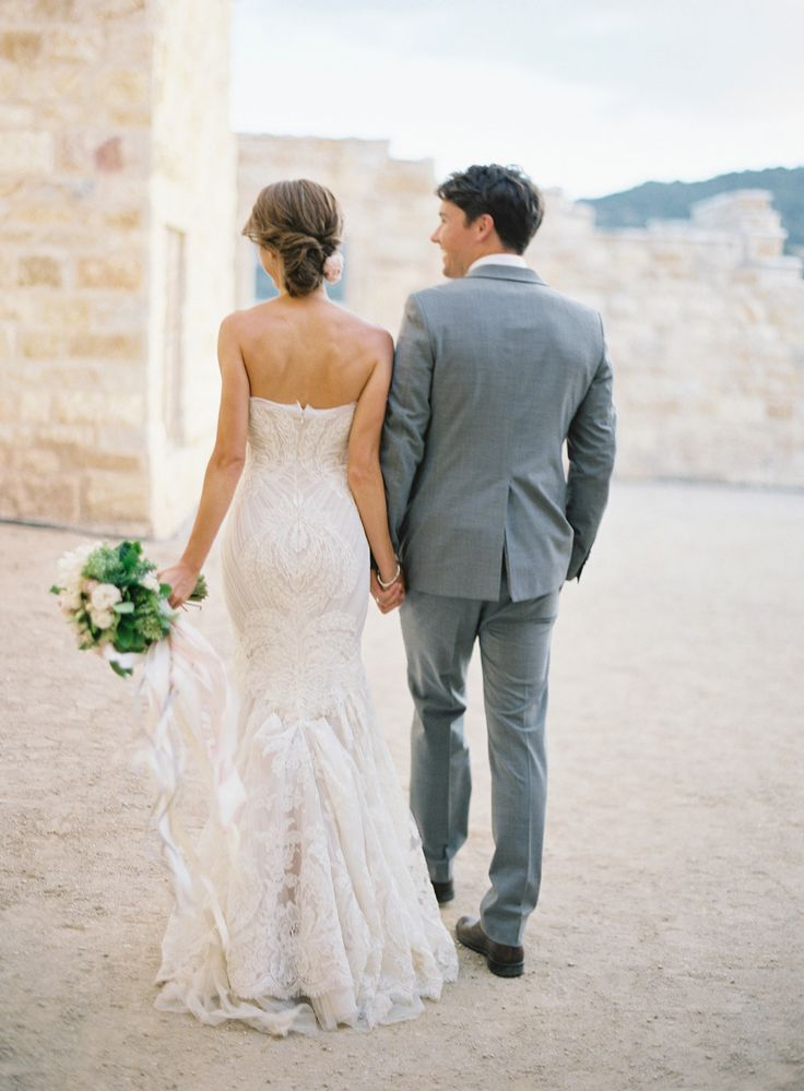 Al Fresco Wedding in Santa Ynez Read more - http://www.stylemepretty.com/2014/03/12/al-fresco-wedding-in-santa-ynez/