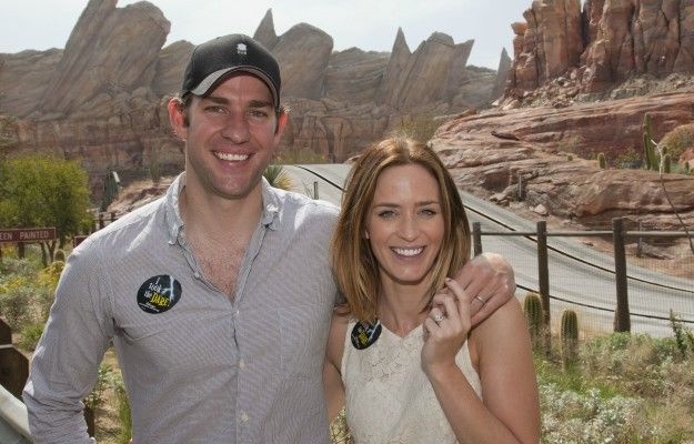John Krasinski Talking About Emily Blunt is the Most Romantic Thing Ever