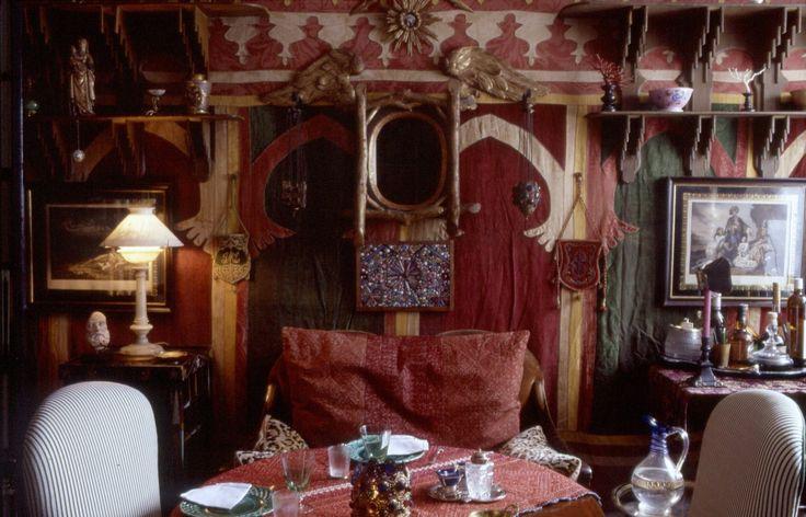le salon du d corateur jean louis riccardi paris photo roland beaufre roland. Black Bedroom Furniture Sets. Home Design Ideas