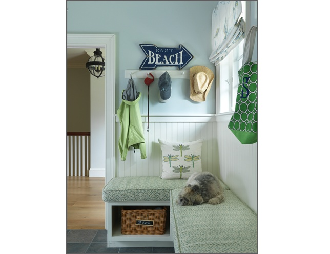 Mud Room: Impressions Mudroom, Beaches Livin, Beaches Life, Design Chic, Beaches Theme, Mud Rooms, Laundry Rooms, Beaches Houses, Beaches Style