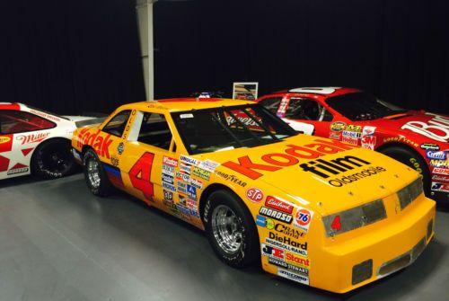 1986 Oldmobile Delta 88 NASCAR Morgan McClure Kodak Oldsmobile Rick Wilson Road Course Car