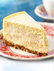 Yogur cremoso pastel de queso