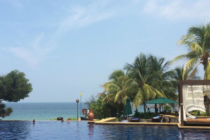 Tanjong Jara Nelayan Pool Malaysia