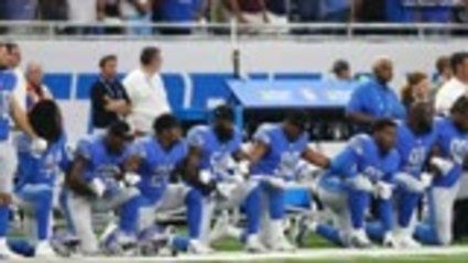Articles: Some Wounded Warriors Can't Take a Knee, NFL