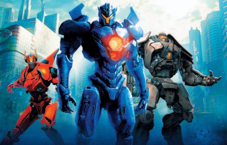 Pacific Rim: Uprising : des photos avec le nouveau look des Jaegers