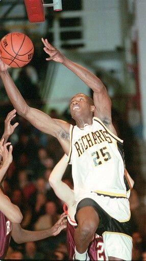 Dwyane Wade - Harold L. Richards High School | Basketball | Pinterest | Schools, High schools ...