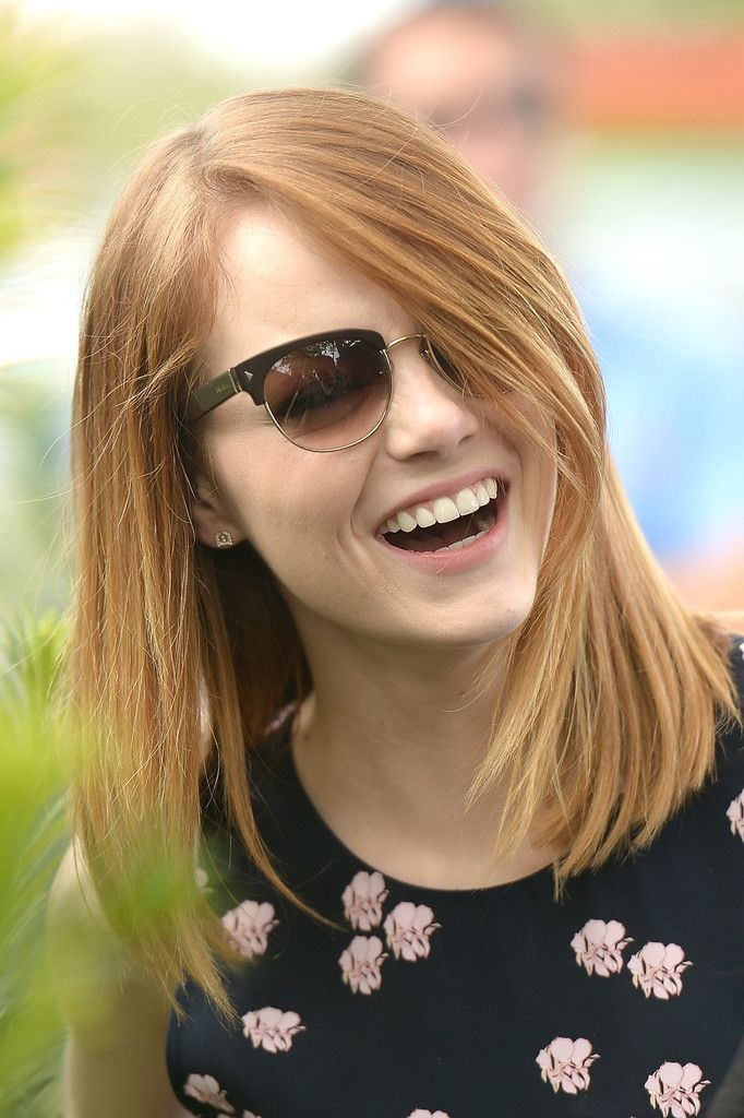 Emma Stone in Celebs Give Back for Be Amazing Miami