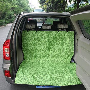All Season Patterned SUV Cargo Pet Seat Cover (3 Colors)