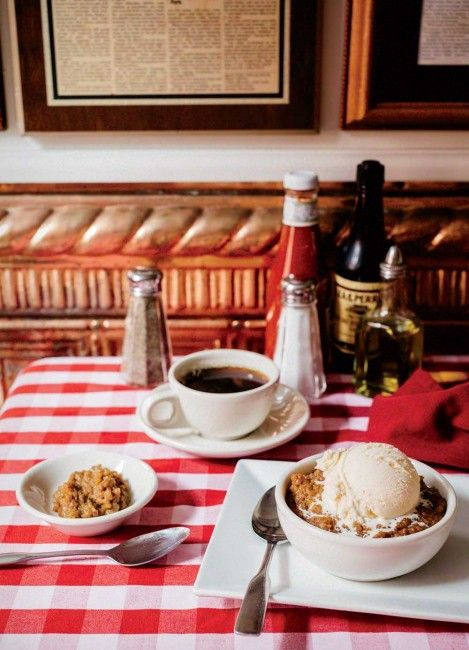 Old Fashioned Durgin Park Indian Pudding