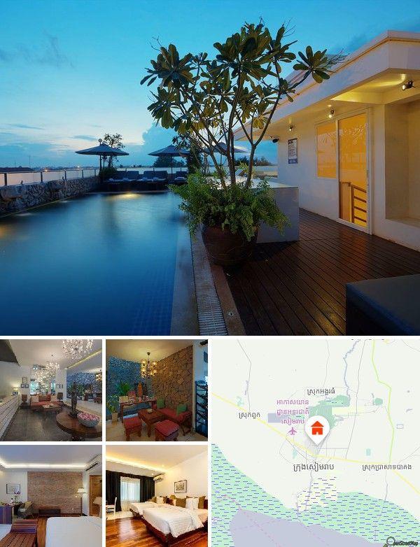 Nita by Vo Hotel (Siem Reap, Cambodge)