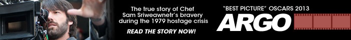 The true story of Chef Sam Sriweawnetr's bravery during the 1979 hostage crisis may have been left out of this year's Academy Award Best Picture winner Argo, but not out of the historical record.  www.portlandmagazine.com