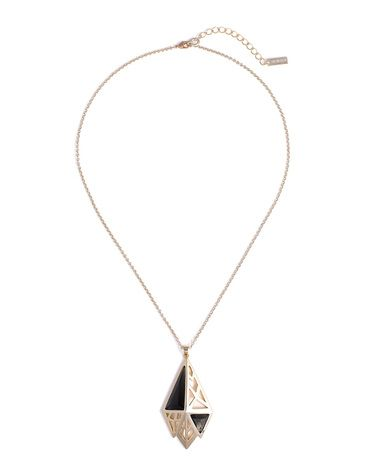 On The Town Pendant