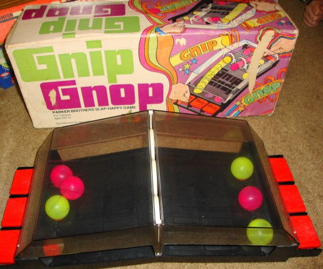 Gnip Gnop....I had this when I was young............er