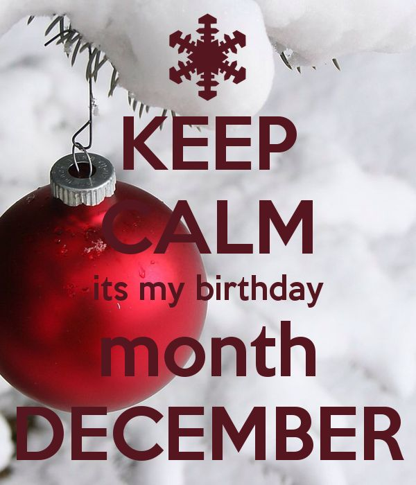 Its my birthday month December - Google Search