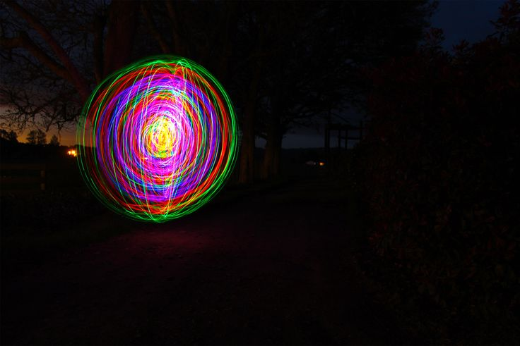 I think this looks really awesome. Just me creating balls of light