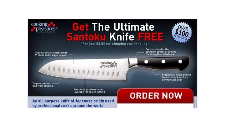 get-the-ultimate-santoku-knife-free by mario365 via Slideshare
