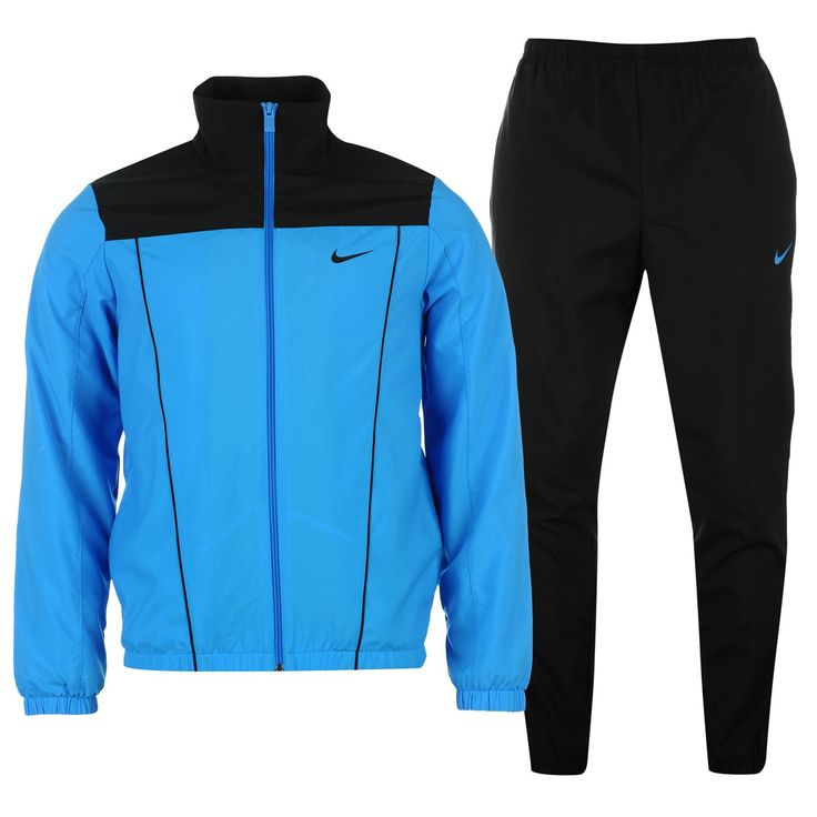Pacific Woven Tracksuit Mens | Track