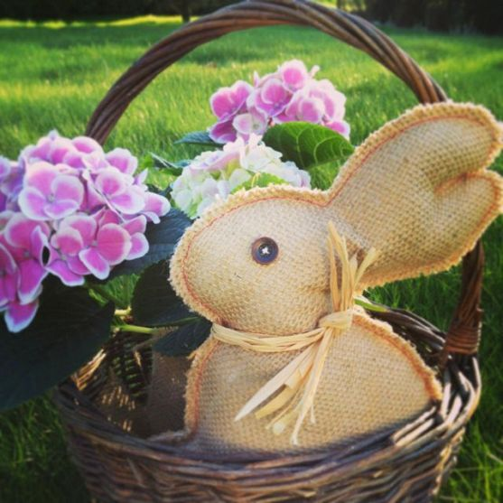 30 Superb Last Minute Easy Easter Crafts For Your Decor: 1000+ Images About Bunny Applique / Patterns On Pinterest