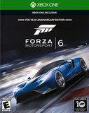 Forza Motorsport 6 - Xbox One, Multi