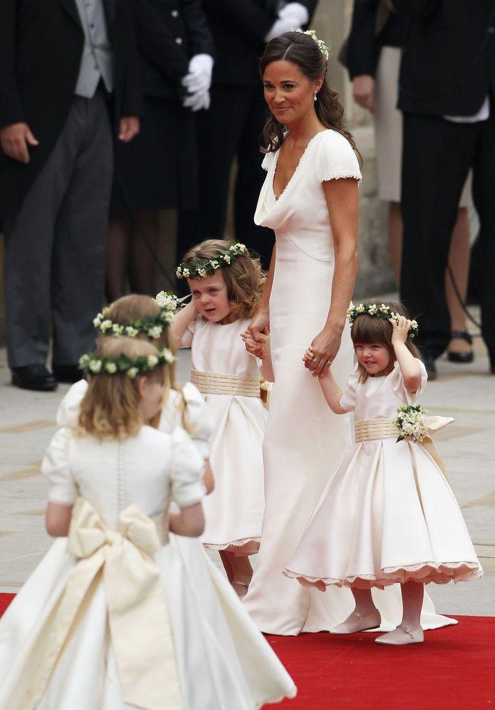 Pippa Middleton - Royal Wedding Arrivals