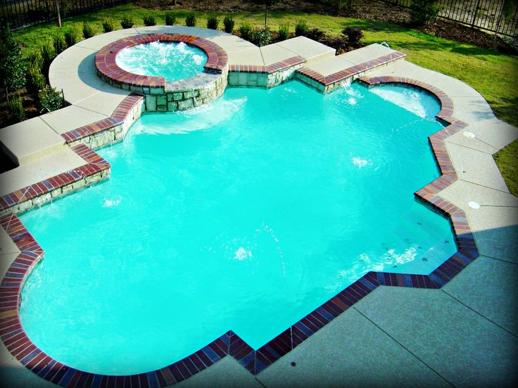 1000 images about pool designs on pinterest swimming pool designs pools and pool designs for Fort worth swimming pool builders