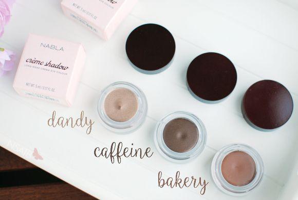 Not so addicted to Beauty: Las sombras de ojos en crema de Nabla