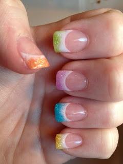 Nails by Sarah: Misc.Color Sparkle