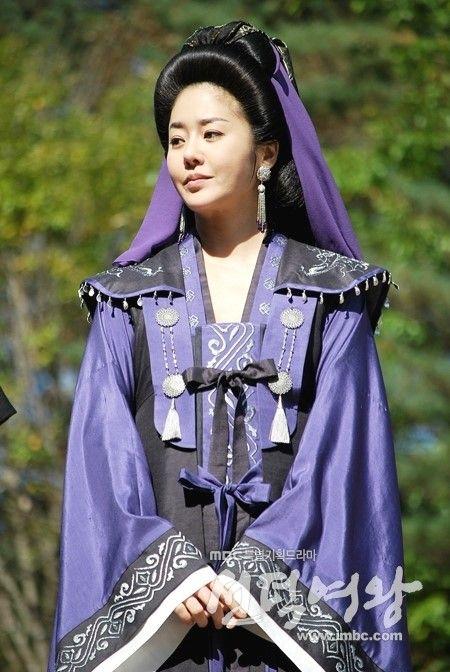 선덕여왕 속 한복