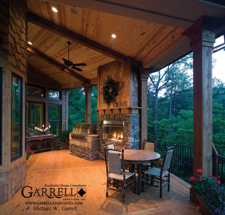 5 Back Porch Ideas Designs For Small Homes: 12 Best Images About Cabin Porches On Pinterest
