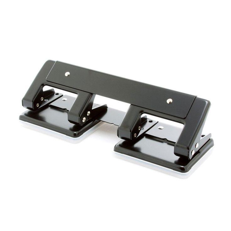 Perfurador de Papel 4 Furos Preto 20 Folhas Staples®| Staples® - Staples