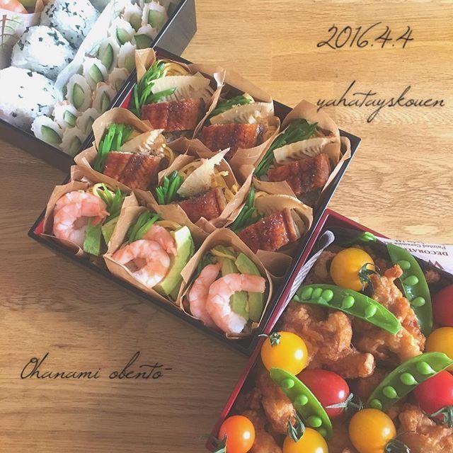 カップちらし寿司 SNSのお弁当がお手本!お出かけが待ち遠しくなるお弁当レシピ集