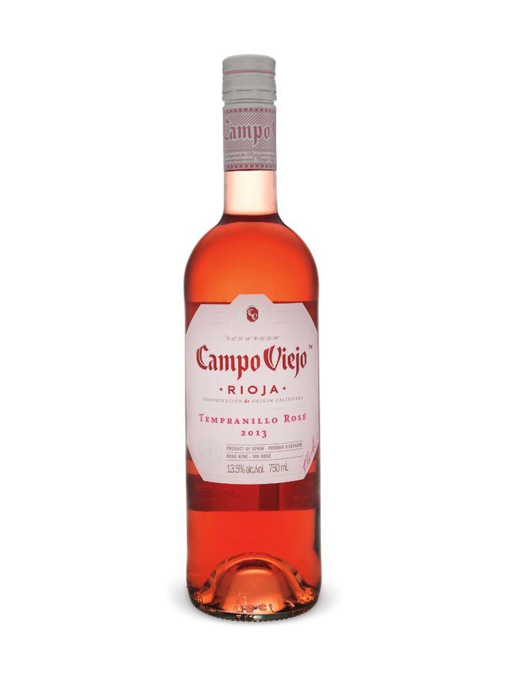 Campo Viejo Rioja Tempranillo Rose