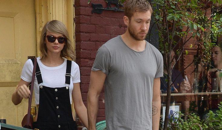 "Calvin Harris Visits ""Best Happy Ending"" Thai Massage Parlor; Name Taylor Swift's Emotion"