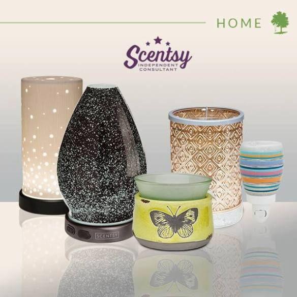 New Spring/Summer Scentsy Catalog 2016