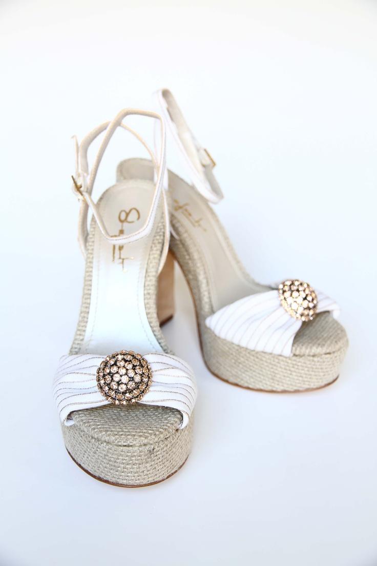 ART.537 CRUISE CUPOLA    Shelight #shoes. Made with #Swarovski elements.