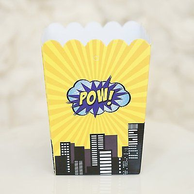 Having a birthday party, baby shower (Ready to pop!) or super hero themed event? These will be perfect for your special party! Inspired by superhero comics, th