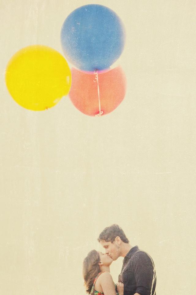 big wedding baloons