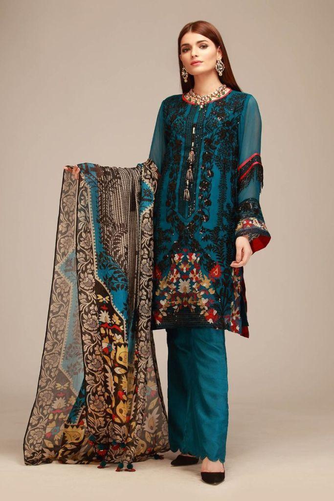 Khaadi luxury velvet winter collection 2019 ideas for ...