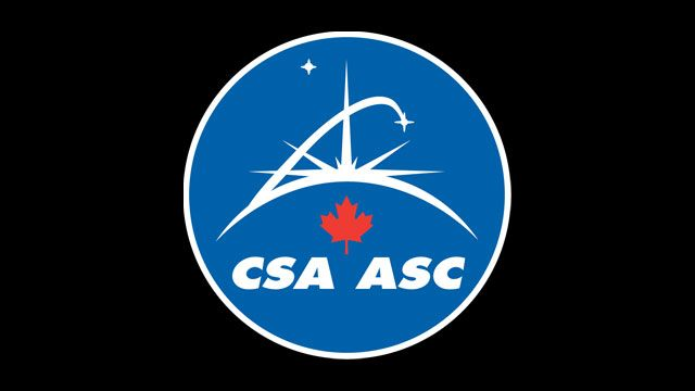 Canadian Space Agency Logo
