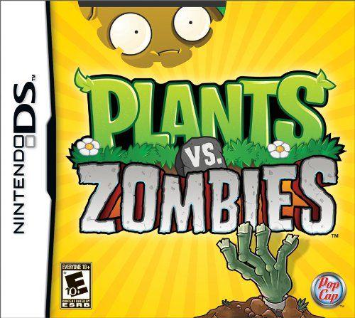 Amazon.com: Plants Vs. Zombies - Nintendo DS: Video Games