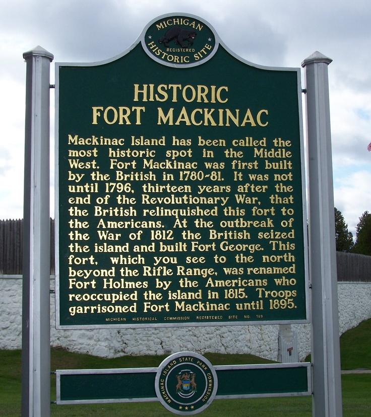 The history of mackinaw island essay