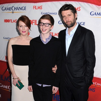 Julianne Moore brings her son to Game Change premiereChange Premier, Sons, Moore Bring, Premier Awesome, Thanksjuliann Moore, Premier Celebrities, Julianne Moore, Games Change