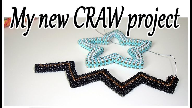 Cubic Right Angle Weave ~ Seed Bead Tutorials