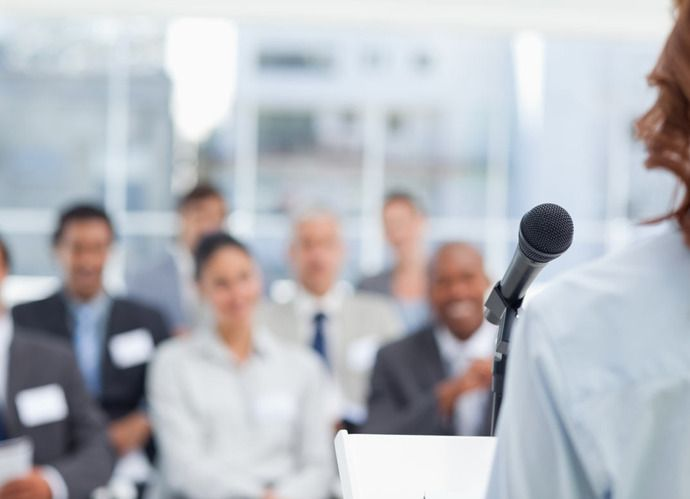 How to Become a Public Speaker Who Wows Your Audience | Levo League |         skills2, public speaking