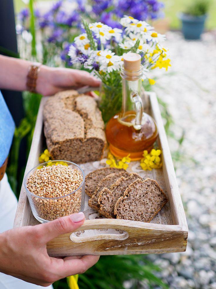 Chleb z kaszy – Moc Wartości - Ale Babka!!! i robi to co lubi:)