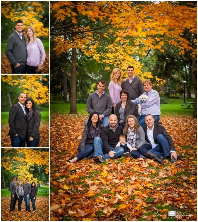 What to Wear for the Extended Family Group | Victoria Park, Kitchener » blog.denisebelangerphoto.