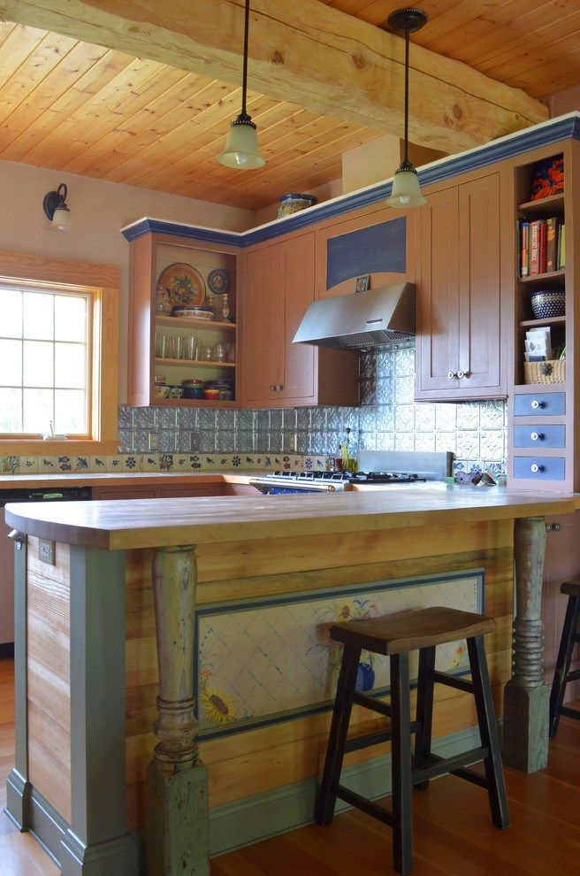 Image Result For Tin Rustic Breakfast Bar Ideas Kitchen Design