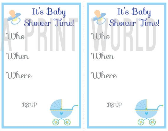 baby shower announcement announcement invitation baby allred print