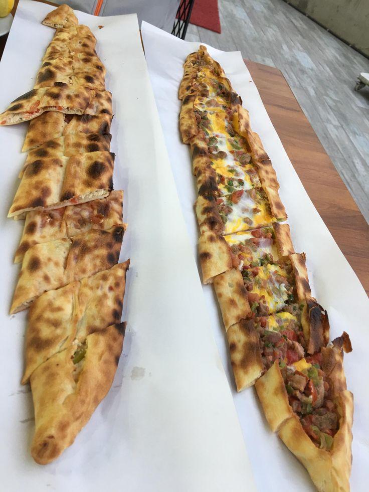 [I ate] Turkish Pide